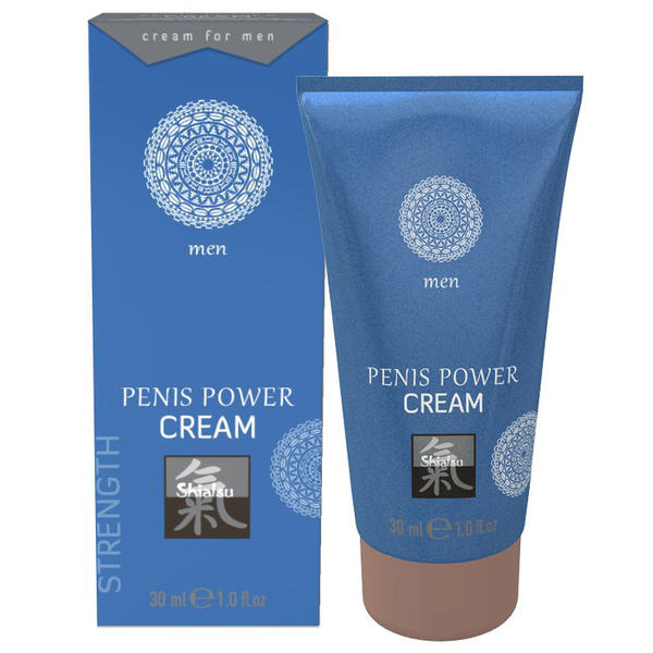 PENIS POWER CREAM [Shiatsu]