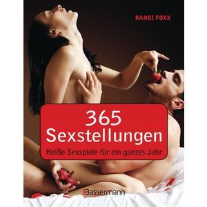 365 SEXSTELLUNGEN [Bassermann Verlag] Taschenbuch