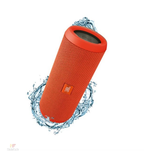 JBL Flip 3 Bluetooth-Lautsprecher (Orange)