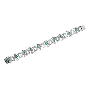 Feichtinger - Armband Trachtenarmband Silber 925/000 Zirkonia