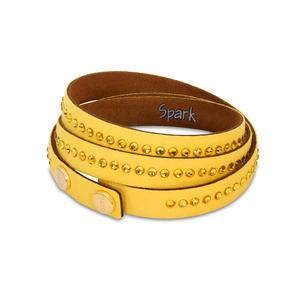 Feichtinger - Spark Armband gelb nSwarovski Steine in gelb