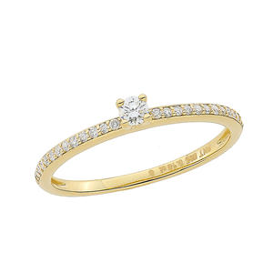 Feichtinger - Ring 585/- Gelbgold