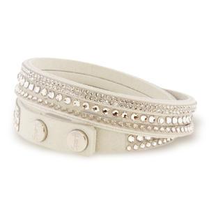 Feichtinger - Spark Armband weiss nSwarovski Steine in weiss