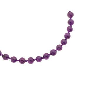 Feichtinger - Amethyst, 45 cm, Ø 10 mm silber Magnet, Länge 45 cm, Stärke 10 mm
