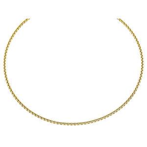 Feichtinger - Venezianerkette 925/- Silber vergoldet