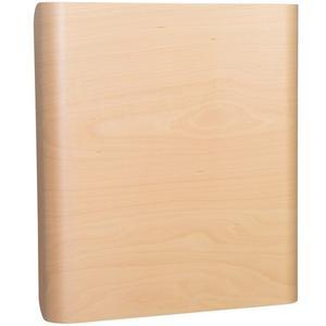Wickeltisch Kawaform aus hochwertigem Holz - Natur 20 cm