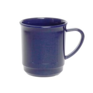 Glühweinbecher 0,2 L SAN aus Kunststoff in 3 verschiedenen Farben - Blau
