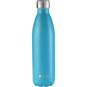 Trinkflasche blau 750 ml