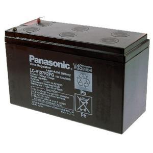 Panasonic LC-R127R2PG Blei-Akku 12 Volt