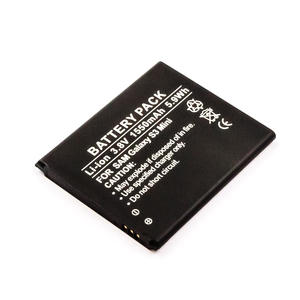AccuPower Akku passend für Samsung Galaxy S3 mini, I8190