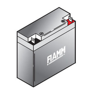 Fiamm FG21803 Blei-Akku 12Volt