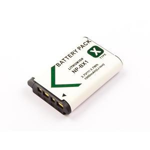AccuPower Akku passend für Sony NP-BX1, DSC-RX100