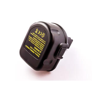 Akku passend für Dewalt, Black & Decker Werkzeuge, 12V