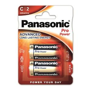 Panasonic Pro Power C/Baby/LR14 Batterie 2-Pack