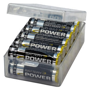 BatteryPower AA/Mignon/LR6 Batterie 12-Pack inkl. Box