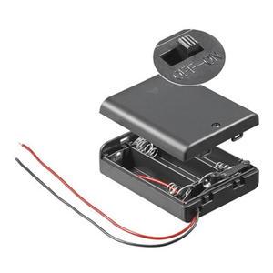 Batteriehalter für 3x AA/Mignon/LR6 Batterien oder Akkus