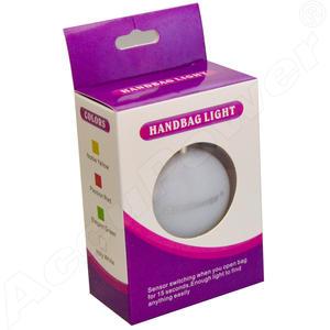AccuEnergy LED-Handtaschenlicht mit Bewegungssensor
