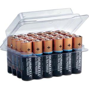 Duracell Ultra Power MX1500 MN1500 AA/Mignon Batterien 24-Pack
