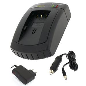 AccuPower Schnell-Ladegerät passend für Sony NP-FW50