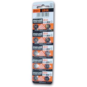 Alkaline Batterie LR44, V13GA, GPA76, 82, LR1154, 357A 10-Pack