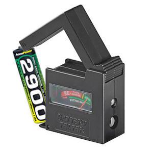 Universal Batterietester für Alkaline AA/AAA/Lady/LR1