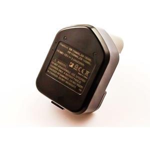 AccuPower Akku passend für Hitachi EB1220BL, EB1214S