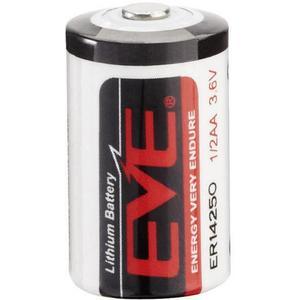 EVE ER14250 LS14250 1/2AA Lithium Batterie