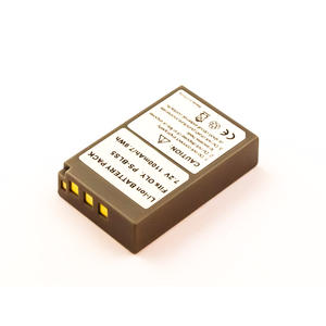AccuPower Akku passend für Olympus BLS-5, BLS-50