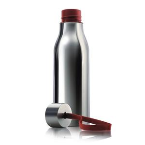eva solo Thermowasserflasche 0,5 l red
