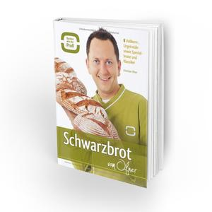 Ofner der Backprofi Backprofi´s Buch Schwarzbrot