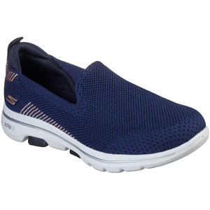 GOwalk 5 Prized Damen Walking-Slipper, dunkelblau (navy)