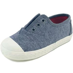 Zuma Chambray Kleinkinder Slipper, blau (blue multi speckle)