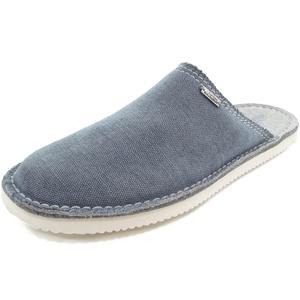 3159 Unisex Baumwoll-Pantoffel, jeans