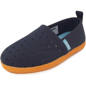 Venice Child Kinder Slipper, dunkelblau (regatta blue/begonia orange)