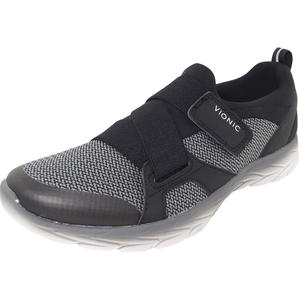 Dash Damen Slip-On Sneaker, schwarz (black/charcoal)