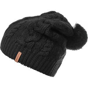 Feuerspitze Unisex Winterbeanie, schwarz