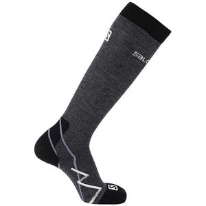 X Alp Unisex Bergsteiger Socken, black/white