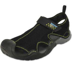 Swiftwater Sandal Herren Aqua-Schuhe, schwarz/grau (black/charcoal)