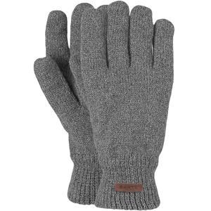 Haakon Gloves Herren Wollhandschuhe, grau (heather grey)