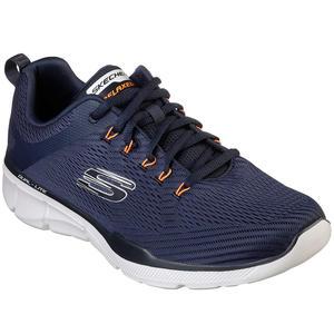 Equalizer 3.0 Herren Komfort-Sneaker, Navy/Orange