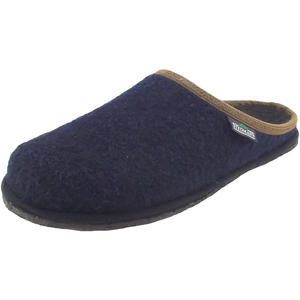 301 Unisex Walkfilz-Pantoffeln, dunkelblau (dark blue)