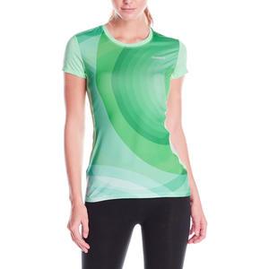 Florida Damen Sport T-Shirt, türkis (beach glass)