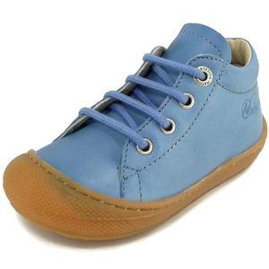 3972 Kleinkinder Schnürschuhe, blau (jeans)