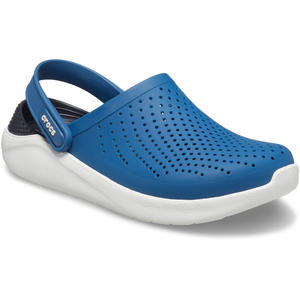 Literide Unisex Soft Clogs, Blau/Weiß (Vivid Blue/Almost White)