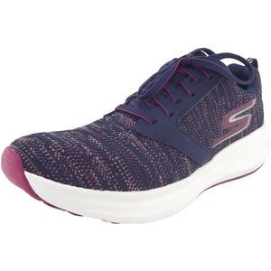 GoRun Ride 7 Damen Laufschuhe, dunkelblau/violett (navy/purple)