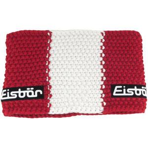 Jamie Flag Unisex Stirnband, rot/weiß/rot