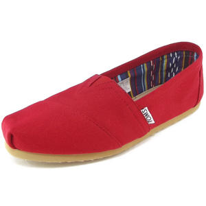 Classic Canvas Wm Damen Espadrilles, rot (red)