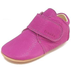 Prewalkers G1130005 Baby Erste Schuhe, pink (fuchsia)