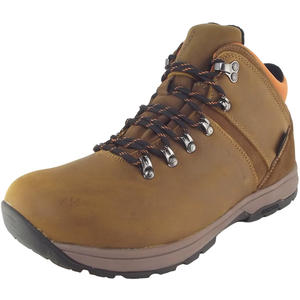 Waterproof Wolter Herren Mid Cut Boot, braun (cafe au lait)