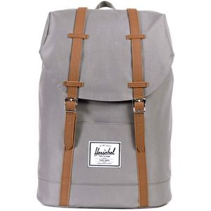 Retreat Unisex Rucksack, grau (grey)